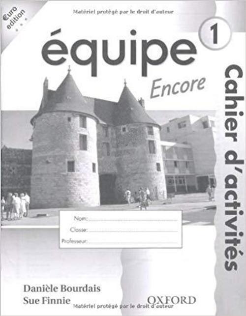 Equipe: Workbook 1 Encore