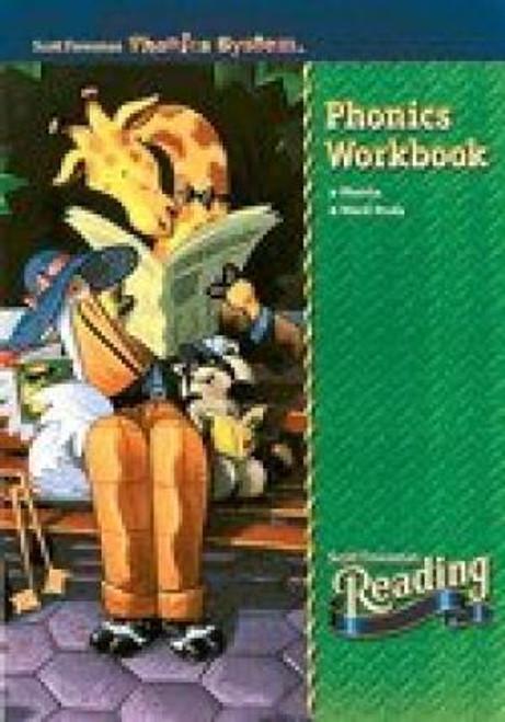 Scott Foresman Phonics Workbook: Grade 3