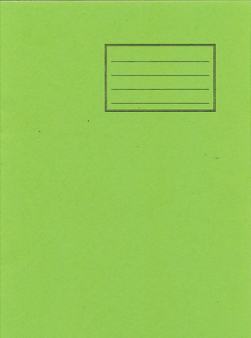 Graph Book, Small Squares (High School)