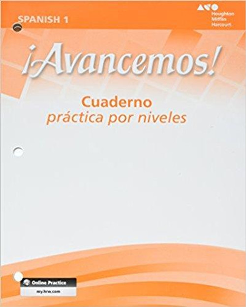 Avancemos: Cuaderno, Practica por niveles, Student Edition, Level 1