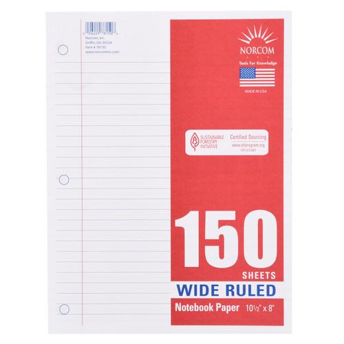 Folder Sheet (Loose Leaf)