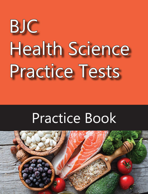 BJC Health Science Practice Tests features full-length practice exams in the book. Practice tests match the actual exam in format and degree of difficulty.