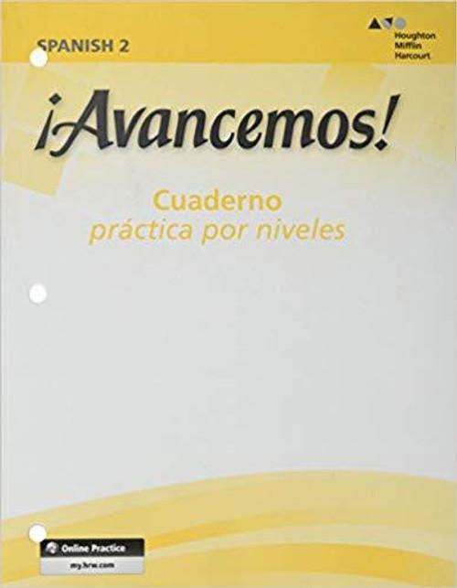 Avancemos: Cuaderno Practica Por Niveles 2, Revised (Spanish Edition)
