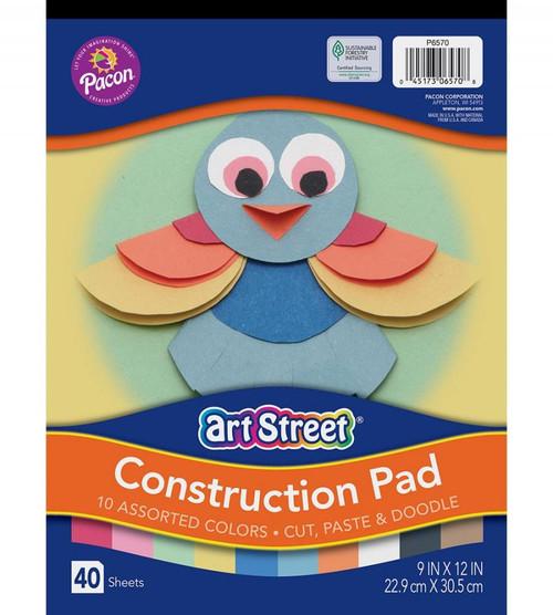 Construction Paper Pads