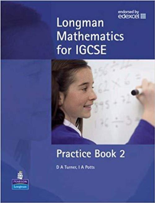Longman Mathematics for IGCSE: Practice Book 2
