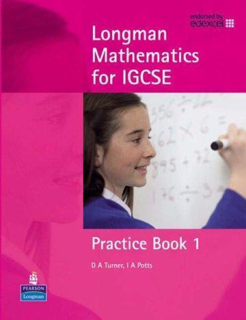 Longman Mathematics for IGCSE: Practice Book 1