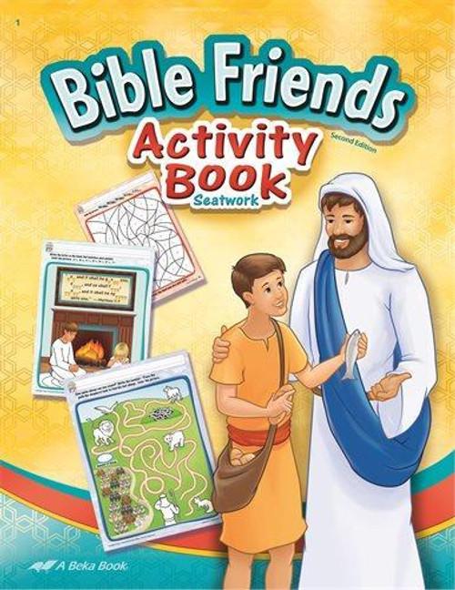 Bible Friends Activity Book 1