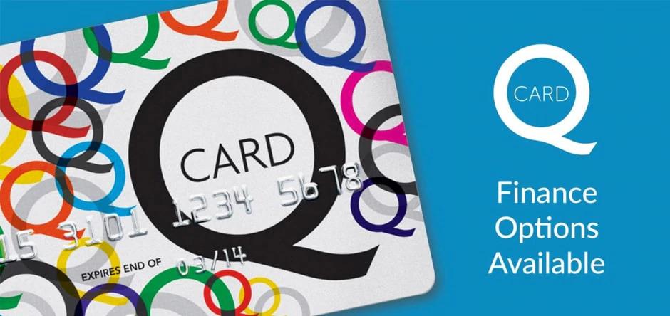 QCard Finance Options