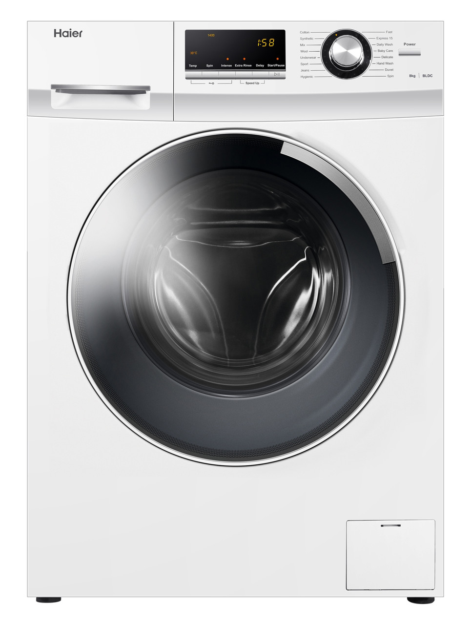 Haier 8kg Front Load Washing Machine Magness Benrow