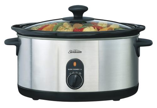 Sunbeam SecretChef® Slow Cooker 5.5L