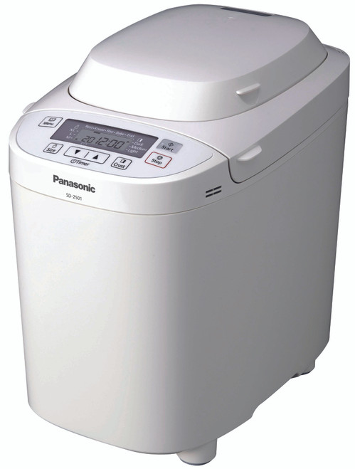 Panasonic Breadmaker - Here Now!