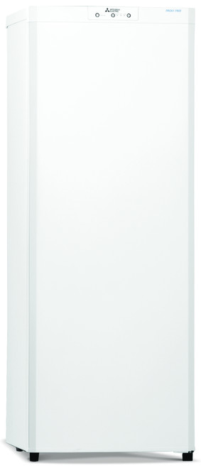Mitsubishi Electric 160L Vertical Freezer - Now available from the 24th July 2020