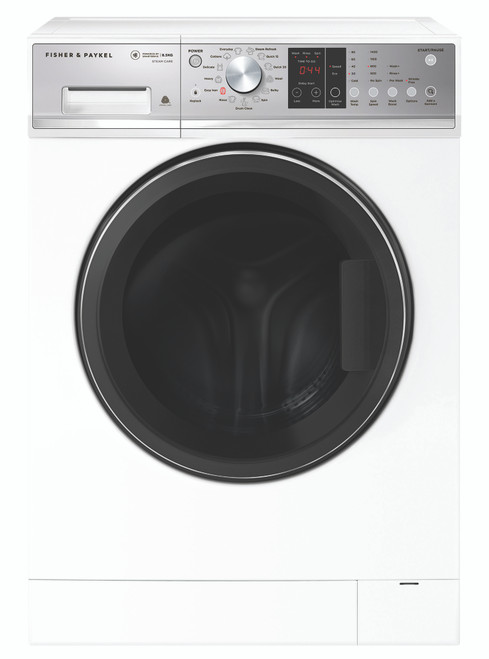 Fisher & Paykel WashSmart™ 8.5 kg Front Loader Washing Machine