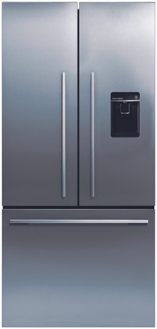Fisher & Paykel ActiveSmart™ 519L French Door Refrigerator with Ice & Water