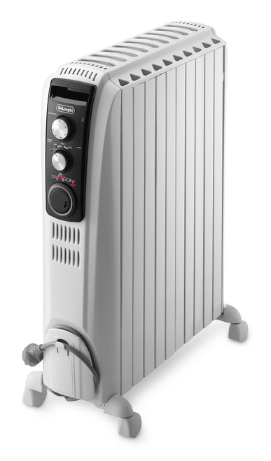 Delonghi Dragon4 Oil column Heater with Timer - TRD42400MT