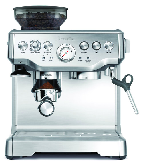 Breville The Barista Express Coffee Machine -