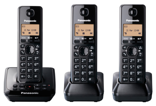 Panasonic Cordless Phone Triple Pack