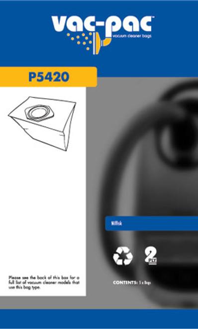 Vac-Pac Vacuum Cleaner Bags-1579485876