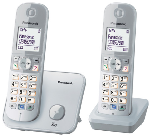 Panasonic Cordless Phone Twin Pack-1579486024