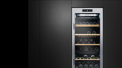 Fisher & Paykel Wine Cabinet - 83 Bottle Dual Zone