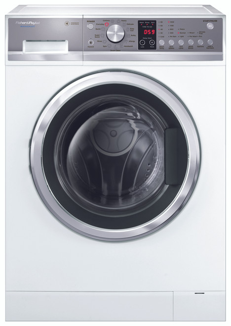 Fisher & Paykel 7.5kg Front Loading Washing Machine