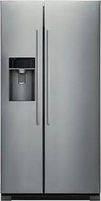 Fisher & Paykel Side by Side Ice & Water Stainless Steel Fridge Freezer