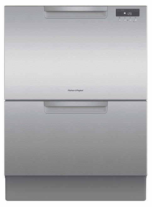 Fisher & Paykel Double DishDrawer - Stainless Steel