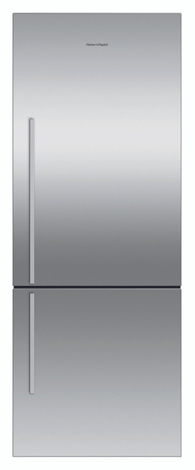 Fisher & Paykel 403L Bottom Mount Refrigerator Stainless Steel