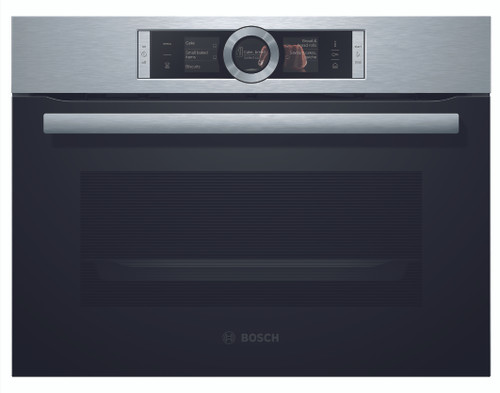 Bosch Built-In Combination Steam Oven - Display Model Greenlane Shop Only