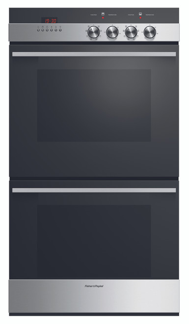 Fisher & Paykel Built-In Double Oven - Available to Order