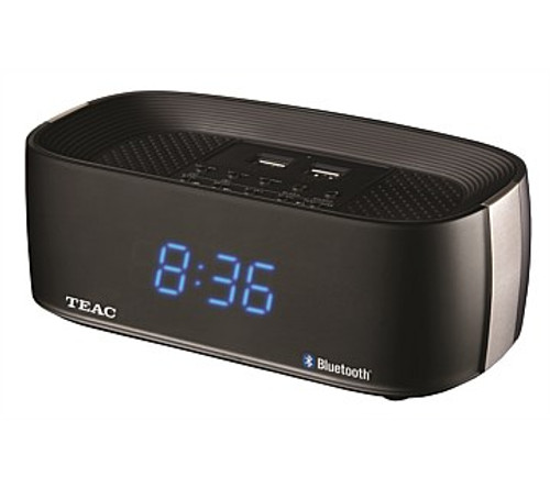 Teac Bluetooth Clock Radio