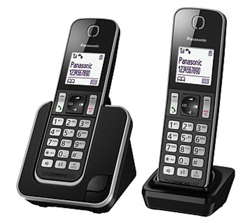 Panasonic Cordless Phone Twin Pack-1579490689