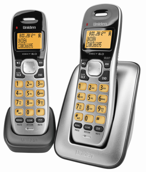 Uniden Cordless Phone Twin Pack - DECT17151