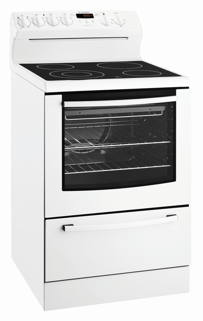 Westinghouse Jupiter Freestanding Oven with Ceramic Cooktop