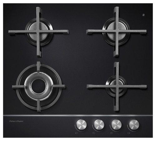 Fisher & Paykel Gas On Glass Cooktop LPG