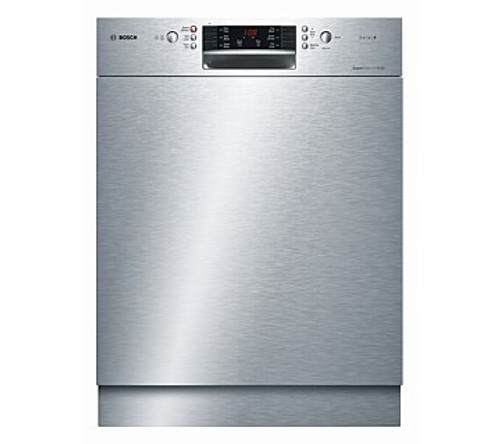 Bosch Built-Under Stainless Steel Dishwasher - Serie 4