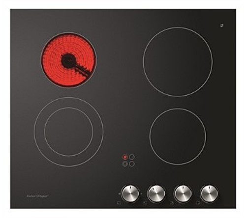 Fisher & Paykel Ceramic Cooktop-CE604CBX2