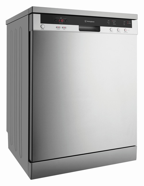 Westinghouse Freestanding Stainless Steel Dishwasher - WSF6606X