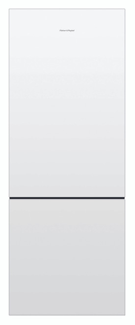 Fisher & Paykel 403l White Bottom Mount Refrigerator- RF402BLPW6