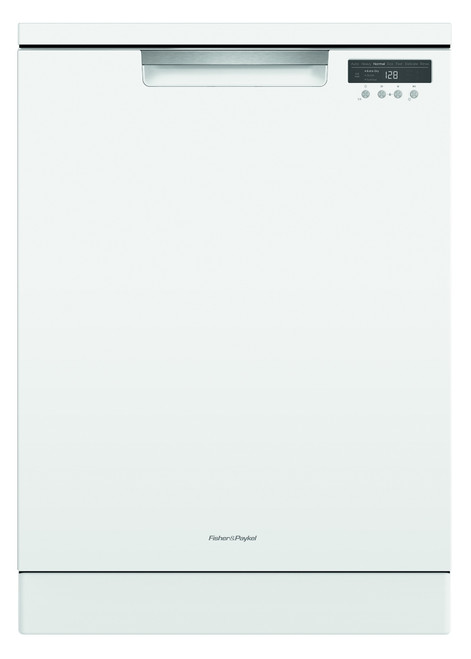 Fisher & Paykel Freestanding Dishwasher- White