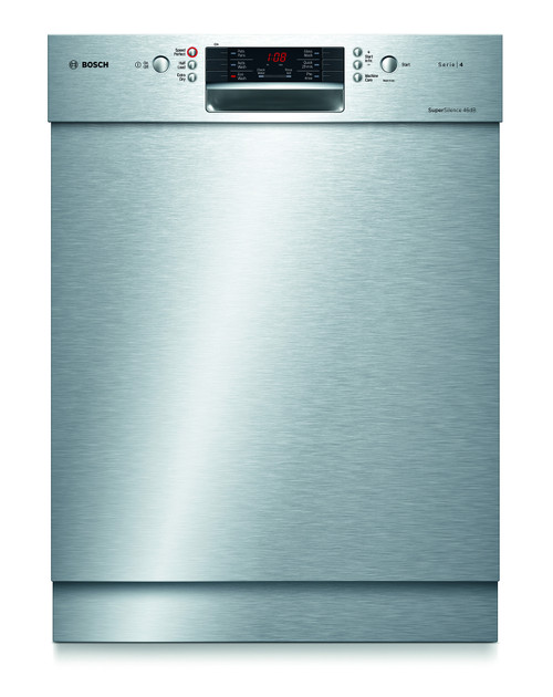 Bosch Built Under Stainless Steel Dishwasher - Serie 4