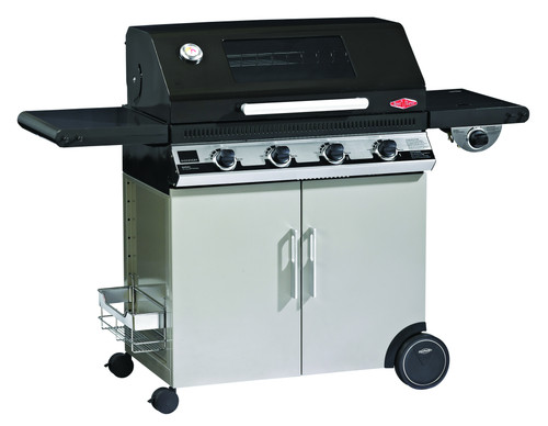 Beefeater Discovery 1100E Mobile BBQ & Trolley