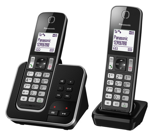 Panasonic Cordless Phone Twin Pack-1579494808