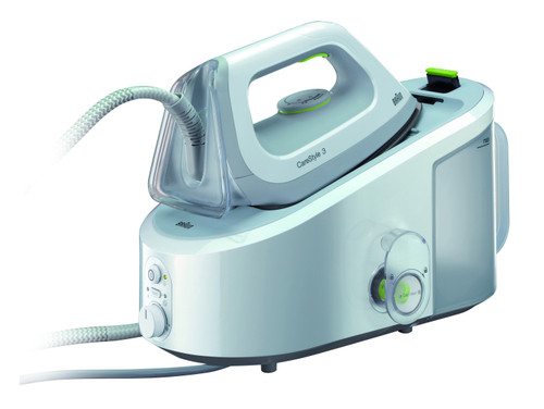 Braun Carestyle 3 Steam Generator Iron