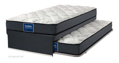 SleepMaker Chorus King Single & Single Pop-Up Trundler Bed