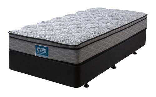 SleepMaker Harmony Bed King Single Medium