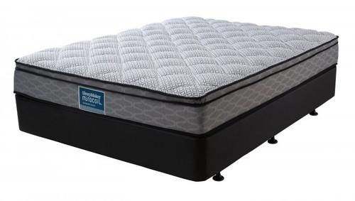 SleepMaker Harmony Bed California King Split Base Medium