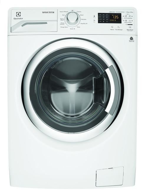 Electrolu 7.5kg Front Load Washer 4.5kg Dryer Combo