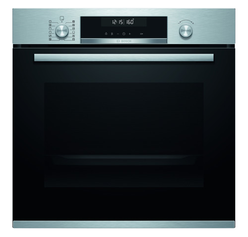 Bosch Series 6 60cm Built-in Stainless Steel Oven