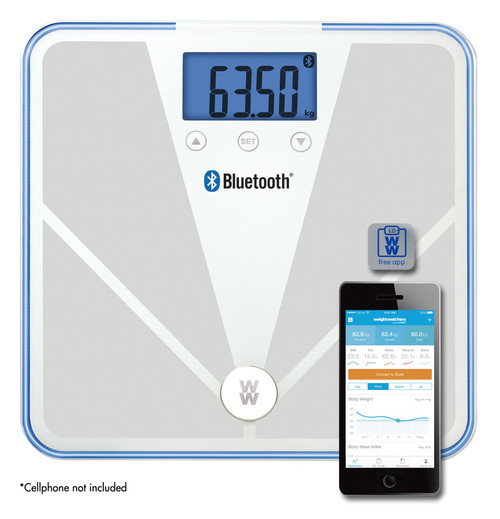 Weight Watchers Body Analysis Smart Scale- WW910A